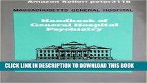 Collection Book Massachusetts General Hospital Handbook of General Hospital Psychiatry