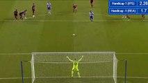 1-0 Garath McCleary Penalty Goal - Reading 1-0 Ipswich Town 09.09.2016