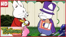 Max & Ruby's Library! | Back to School Clip!