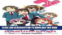 [PDF] The Melancholy of Suzumiya Haruhi-chan, Vol. 10 - manga Exclusive Full Ebook