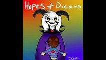 Minecraft Note Blocks: Hopes and Dreams & Save the World