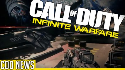 INFINITE WARFARE E3 CAMPAIGN GAMEPLAY BREAKDOWN! (COD NEWS) - By HonorTheCall!