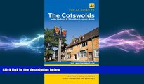 READ book  The AA Guide to Cotswolds: With Oxford   Stratford-upon-Avon READ ONLINE