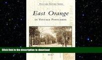 READ  East Orange in Vintage Postcards  (NJ)   (Postcard  History  Series)  PDF ONLINE