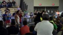 Minotaur vs. Psycho Mike - Pro Wrestling EGO/Elev8 Pro Wrestling