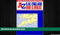 READ book  South West England and Wales Map Guide (Reversible Great Britain series)  FREE BOOOK
