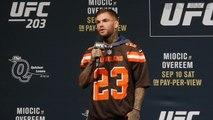 'UFC 203: On the Ground,' No. 2: Overeem pushes the envelope, Eye pushes Correia