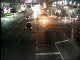 Accident de circulation au Brésil