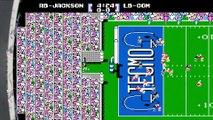 S'échapper d'un jeu vidéo en 8 bits pour prendre sa caisse en plein match de Football Américain - Pub Kia