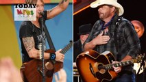 #94 News today - Keith Urban, Toby Keith Laud Glen Campbell Prior to ACM Honors Tribute
