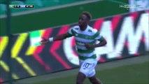 Moussa Dembele Brilliant Second Solo Goal vs Rangers (2-0)
