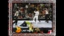 Right to Censor vs. The Hardy Boyz (WWF Tag Team Championship) (WWF RAW 11-6-00)