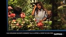 Charlie Hebdo : Elsa Wolinski raconte comment elle a appris la mort de son père (vidéo)