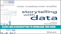[PDF] Storytelling with Data: A Data Visualization Guide for Business Professionals Popular