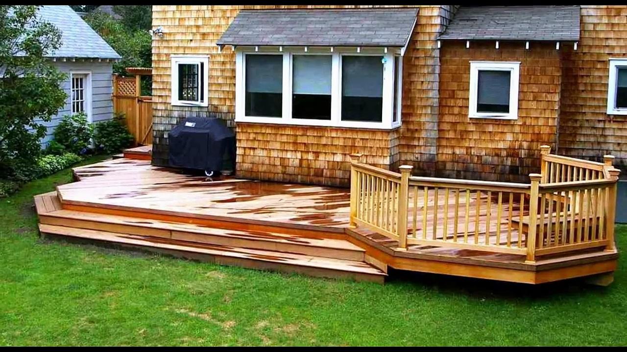 Backyard Deck Designs | Small Deck Designs Backyard