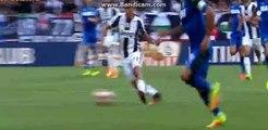 Gonzalo Higuain Amazing Goal Juventus 1-0 Sassuolo - Serie A