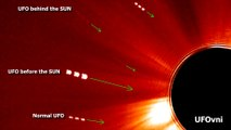 Stargate - Around The SUN, UFOs Follow For Teleportation, To The Other Universe, Dec 19, 2013