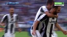 2-0 Gonzalo Higuaín Second Goal HD - Juventus 2-0 Sassuolo 10.09.2016 HD