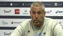 Rugby - Top 14 - Castres : Urios «Pas passés loin»