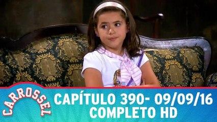 Capítulo 390 - 09.09.16 - Completo HD