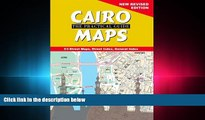 different   Cairo The Practical Guide: Maps: New Revised Edition