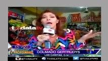 La Beba Rojas va a las cañitas a pagarle el fiao a los televidentes-Sábado Extraordinario-Video