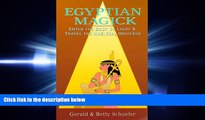different   Egyptian Magick: Enter the Body of Light   Travel the Magickal Universe (Llewellyn s