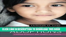 [PDF] Nurturing Adoptions: Creating Resilience After Neglect and Trauma Popular Online