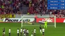 Djibril Sidibe Goal HD - Lille 0-1 AS Monaco 10.09.2016 HD