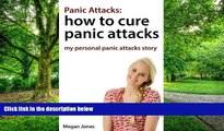 Big Deals  Panic Attacks: how to cure panic attacks - my personal panic attacks story  Best Seller