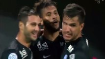 le Marocain Youssef Ait Bennasser Marque Son premier but Avec Nancy - FC Lorient 0-1 AS Nancy lorraine (10/09/2016)