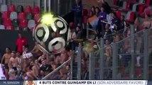 En Avant De Guingamp 1-1 Montpellier HSC - Tous Les Buts Exclusive (10/09/2016)