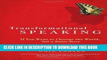 [PDF] Transformational Speaking Full Collection