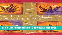 New Book The Four Agreements: A Practical Guide to Personal Freedom (A Toltec Wisdom Book)
