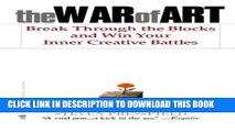 Collection Book The War of Art: Break Through the Blocks and Win Your Inner Creative Battles