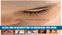 New Book The Developing Person Through the Life Span