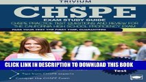 [PDF] CHSPE Exam Study Guide: CHSPE Practice Test Questions and Review for the California High