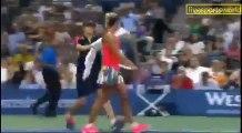 SPORTS WORLD US OPEN TENNIS 2016 wozniacki vs kerber