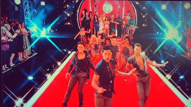 strictly come dancing season 14 class of 2016