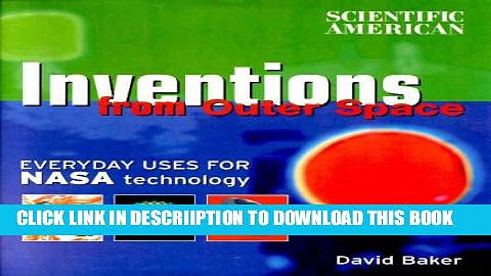 [PDF] Scientific American: Inventions from Outer Space: Everyday Uses for NASA Technology Popular