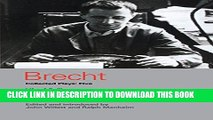 [PDF] Brecht Collected Plays: 5: Life of Galileo; Mother Courage and Her Children (World Classics)