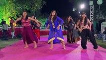 Indian Wedding Dance , Punjabi Wedding Sangeet Performance , Moms Surprise family party Dance