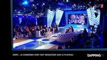 ONPC : Le comédien Fary fait sensation sur le plateau ! (vidéo)