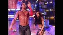 Jeff Hardy vs. Joey Mercury (w/ Johnny Nitro and Melina)