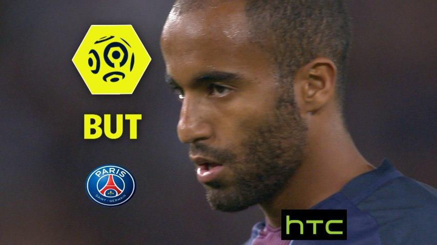 But LUCAS MOURA (67ème pen) / Paris Saint-Germain - AS Saint-Etienne - (1-1) - (PARIS-ASSE) / 2016-17 | Godialy.com