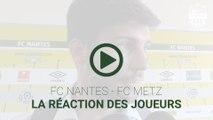 FCN-FCM : la réaction des joueurs