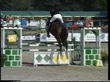 Galiane championnats minimes Fontainebleau 2005 1er jour