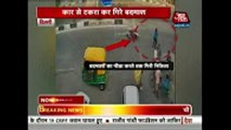 Girl Fights Off Goons In Anand Vihar, Incident Gets Captured On CCTV Cameras