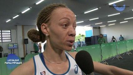 Nantenin Keita -  100m T13 5ème - Jeux Paralympiques Rio 2016