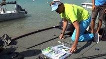 Hautes-Alpes: La Coupe de France de pêche de carnassiers sur la lac de Serre-Ponçon ce week-end !